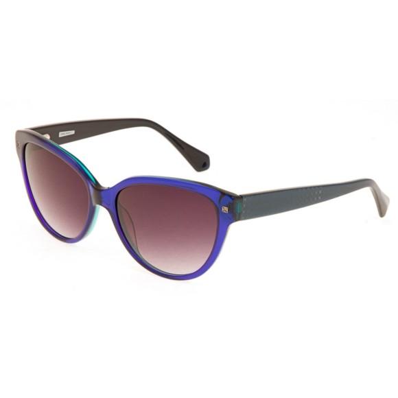 Синие женские солнцезащитные очки Enni Marco модель IS 11-332 20P