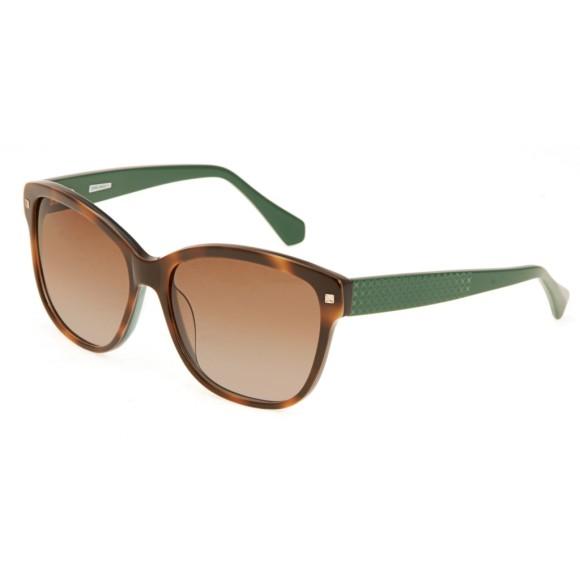 Зеленые женские солнцезащитные очки Enni Marco модель IS 11-333 08P
