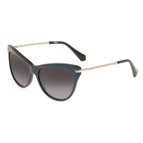 Зеленые женские солнцезащитные очки Enni Marco модель IS 11-334 20P