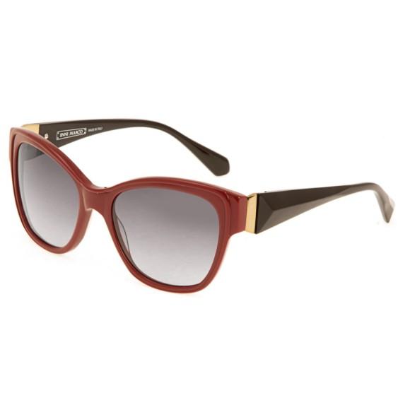 Бордовые женские солнцезащитные очки Enni Marco модель IS 11-335 38P