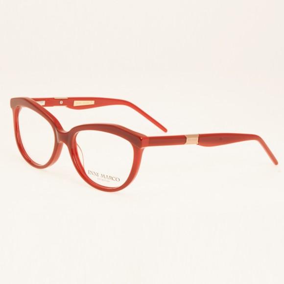 Красные женские оправы Enni Marco модель IV 02-456 37P