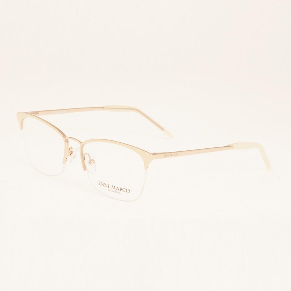 Белые женские оправы Enni Marco модель IV 02-461 64