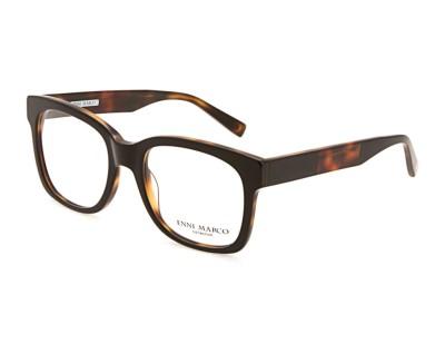 Черные мужские оправы Enni Marco модель IV 02-445 18P