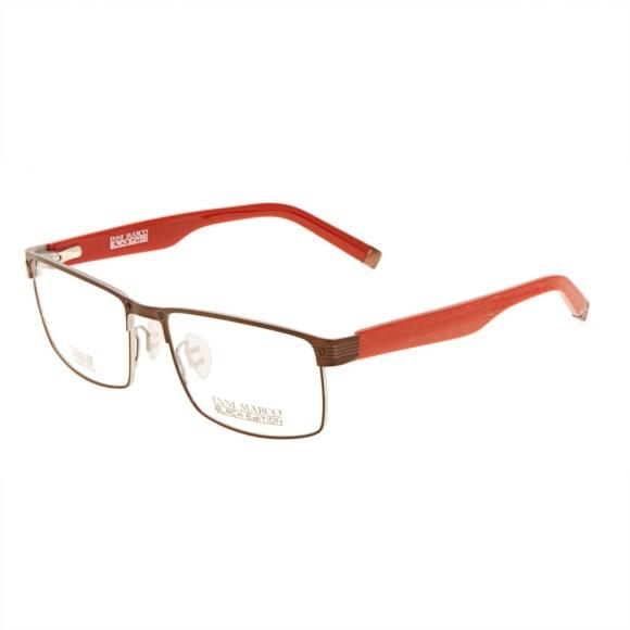Красные мужские оправы Enni Marco модель IV 42-003 08T