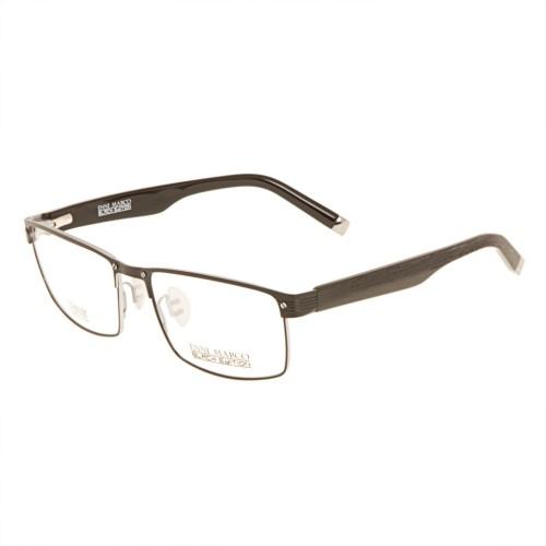 Черные мужские оправы Enni Marco модель IV 42-003 17T