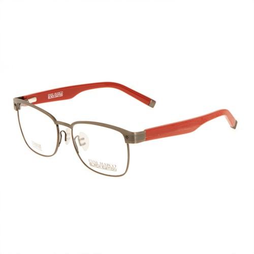 Красные мужские оправы Enni Marco модель IV 42-004 06T