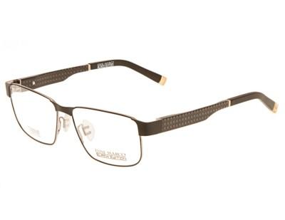 Черные мужские оправы Enni Marco модель IV 42-008 18