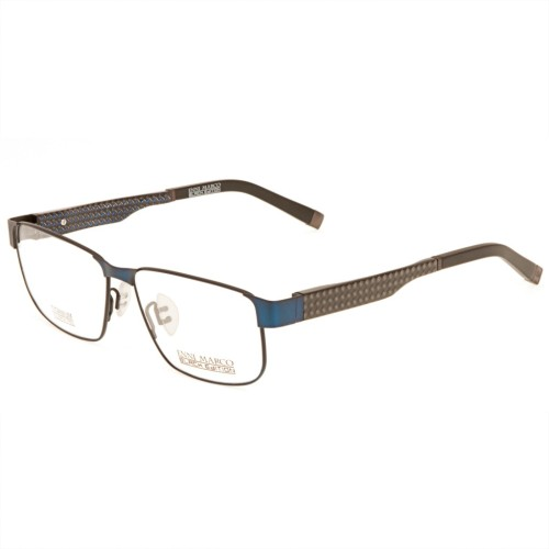 Синие мужские оправы Enni Marco модель IV 42-008 20