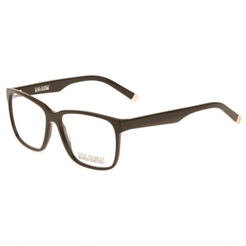 Черные мужские оправы Enni Marco модель IV 42-010 17P