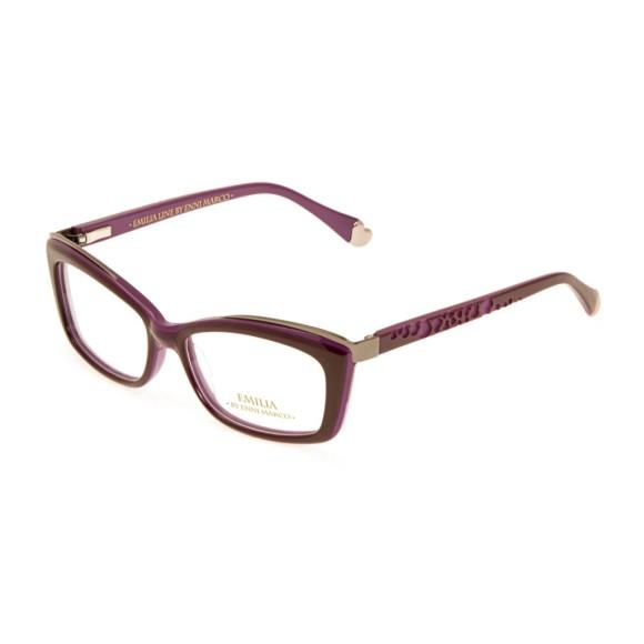 Фиолетовые женские оправы Enni Marco модель IV 62-009 13P