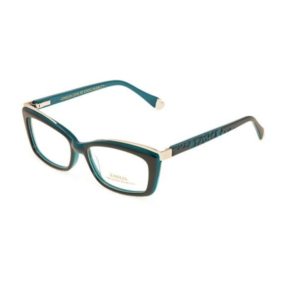 Зеленые женские оправы Enni Marco модель IV 62-009 19P