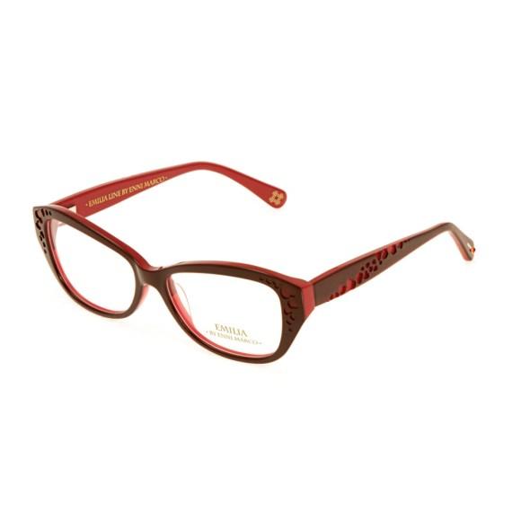 Красные женские оправы Enni Marco модель IV 62-011 07P