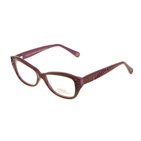 Фиолетовые женские оправы Enni Marco модель IV 62-011 13P