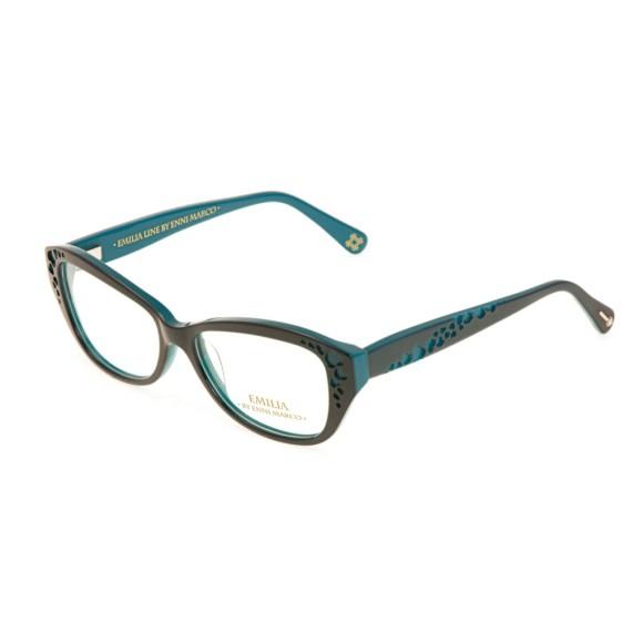 Синие женские оправы Enni Marco модель IV 62-011 19P
