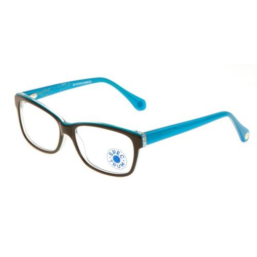 Синие унисекс оправы Enni Marco модель IV 54-511 37P