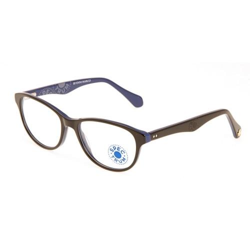 Синие женские оправы Enni Marco модель IV 54-512 19P