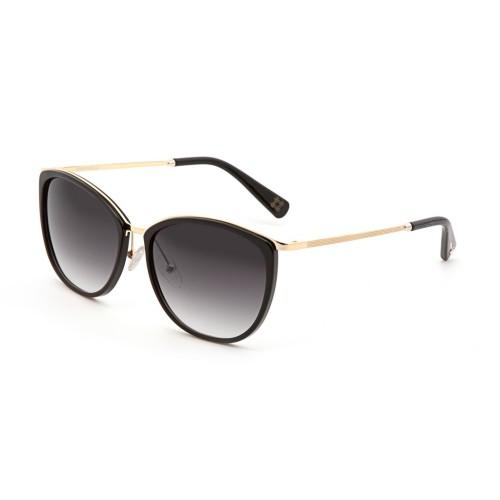 Черные женские солнцезащитные очки Enni Marco модель IS 11-370 17P