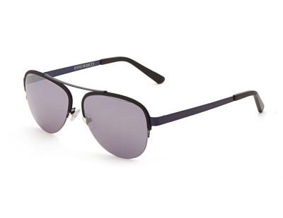 Черные унисекс солнцезащитные очки Enni Marco модель IS 11-386 18P