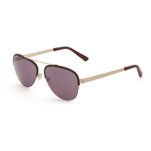 Бордовые унисекс солнцезащитные очки Enni Marco модель IS 11-386 38P