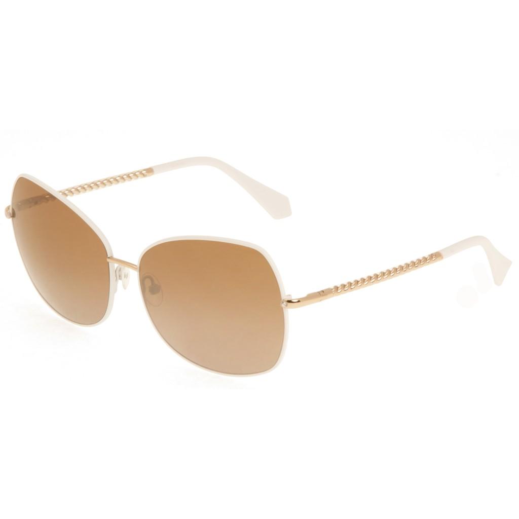 Белые женские солнцезащитные очки Enni Marco модель IS 11-331 08