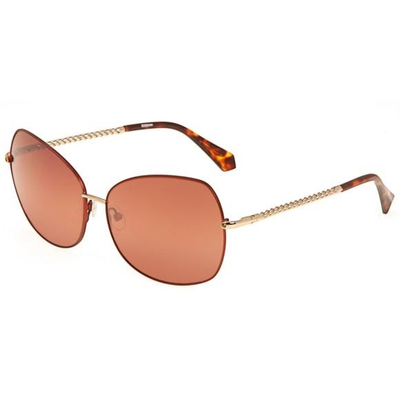 Коричневые женские солнцезащитные очки Enni Marco модель IS 11-331 31