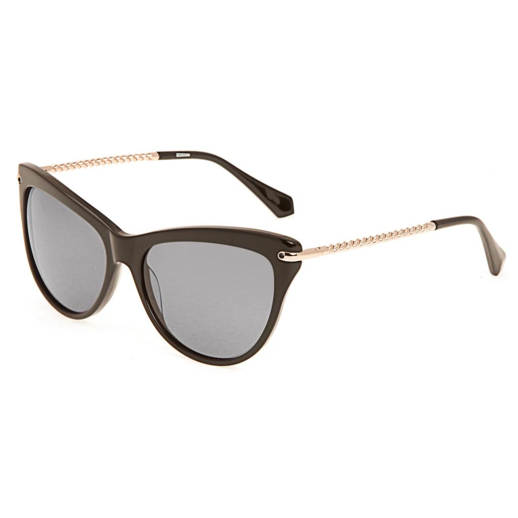 Черные женские солнцезащитные очки Enni Marco модель IS 11-334 17P