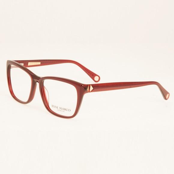 Красные женские оправы Enni Marco модель IV 02-458 37P