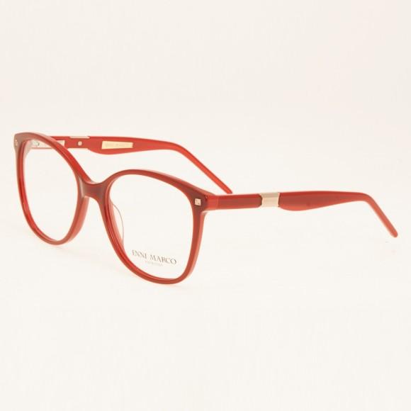 Красные женские оправы Enni Marco модель IV 02-463 38P