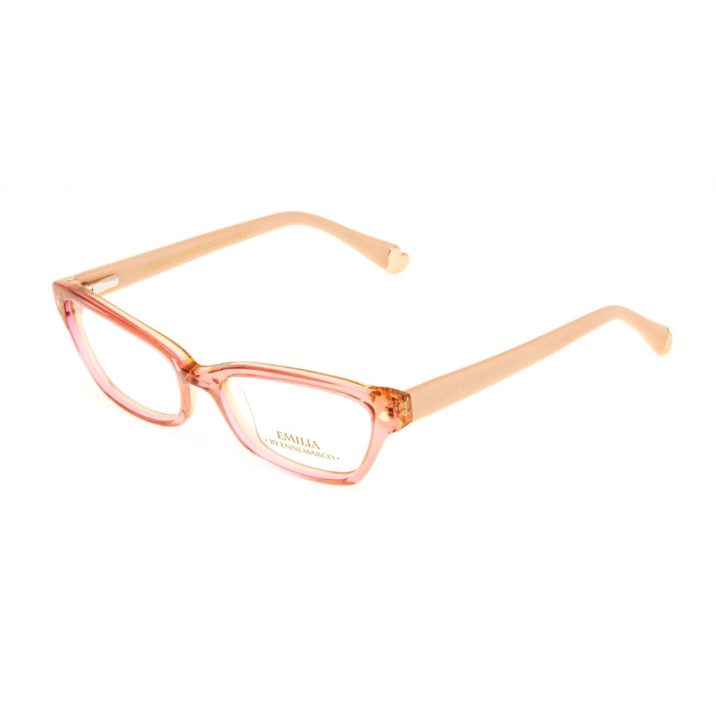 Розовые женские оправы Enni Marco модель IV 62-010 07P