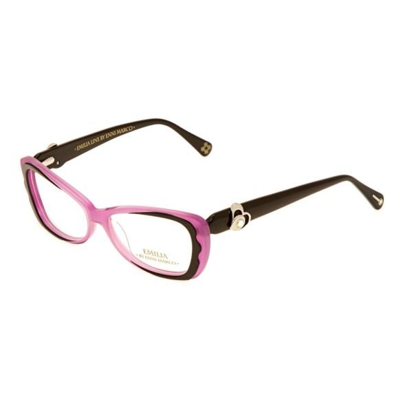 Фиолетовые женские оправы Enni Marco модель IV 62-012 17P