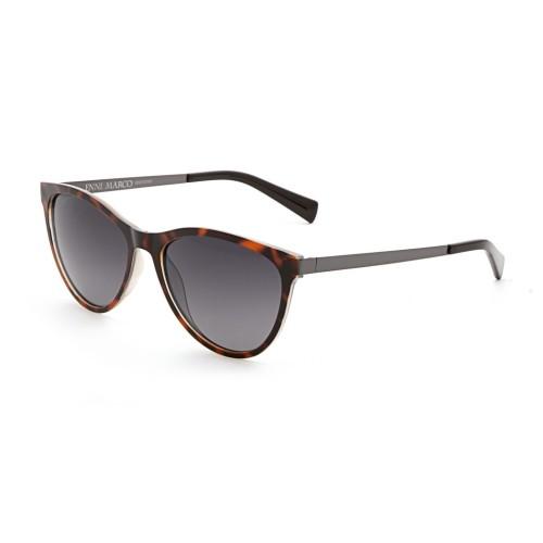 Коричневые женские солнцезащитные очки Enni Marco модель IS 11-365 50P