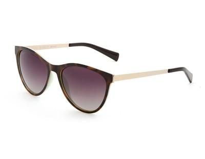 Коричневые женские солнцезащитные очки Enni Marco модель IS 11-365 64P