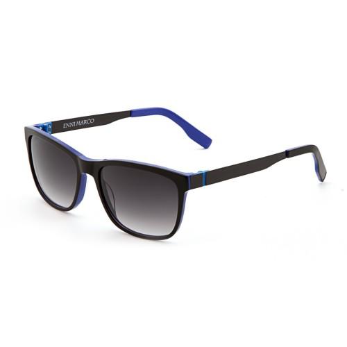 Синие унисекс солнцезащитные очки Enni Marco модель IS 11-387 20P