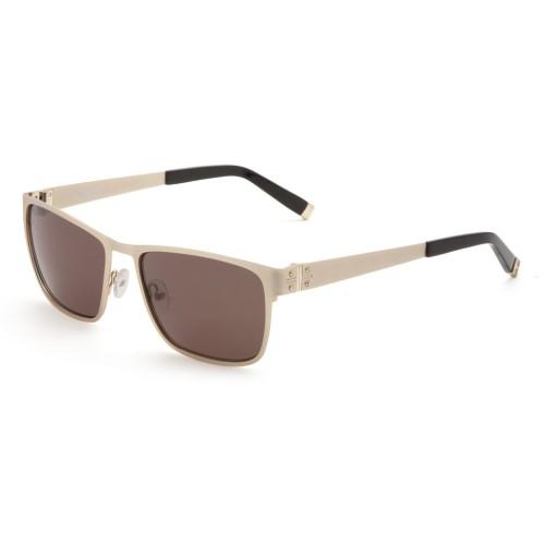 Золотые мужские солнцезащитные очки Enni Marco модель IS 11-391 02