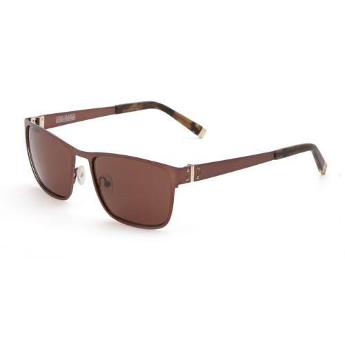 Коричневые мужские солнцезащитные очки Enni Marco модель IS 11-391 08